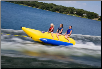 Waterboggan 3-Passenger Sled from RAVE Sports