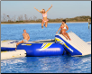 SuperTramp 14 Water Trampoline from Aquaglide