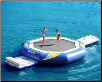 SuperTramp 23 Water Trampoline from Aquaglide