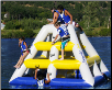 Jungle Jim Water Playground from Aquaglide (SKU: 10-01830)