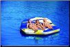 Lanai Combo Raft / Lounge from Aquaglide