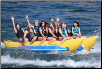 Island Hopper Commercial 10-Pass. Side-by-Side Banana Boat